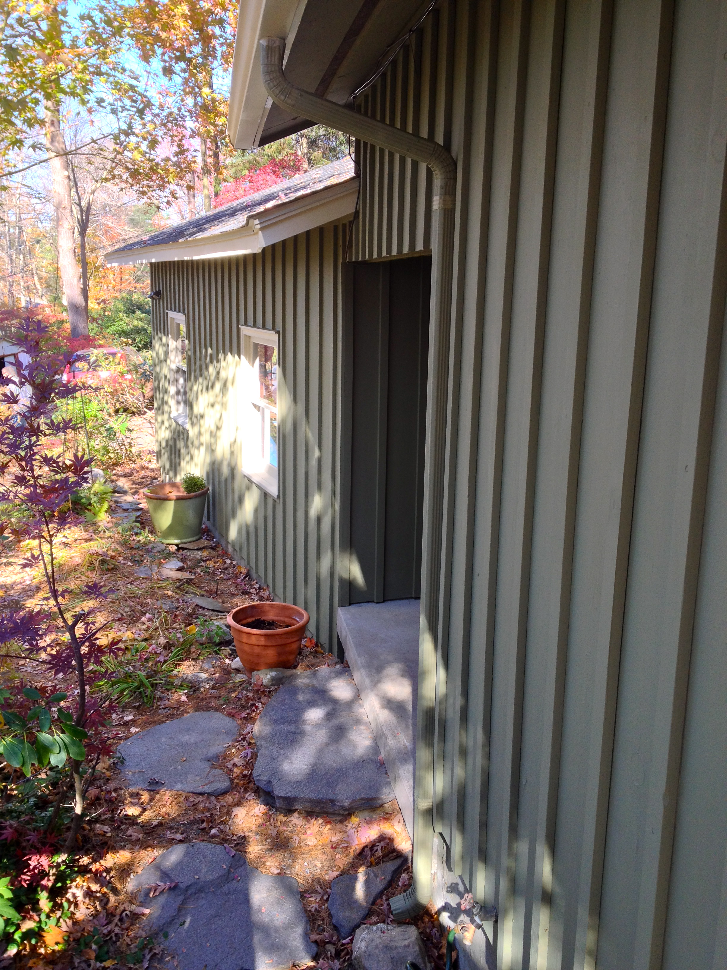 Exterior Color For A Modest 1960 S Ranch House Autumn In