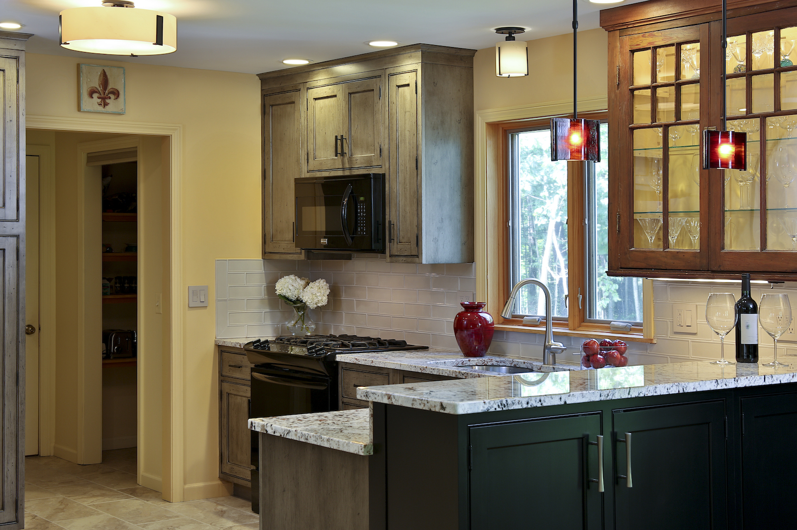 Case study western massachusetts bungalow kdz designs interior - Western Mass Kitchen Update