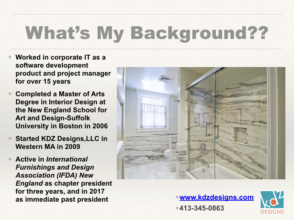Case study western massachusetts bungalow kdz designs interior - Here S My Presentation