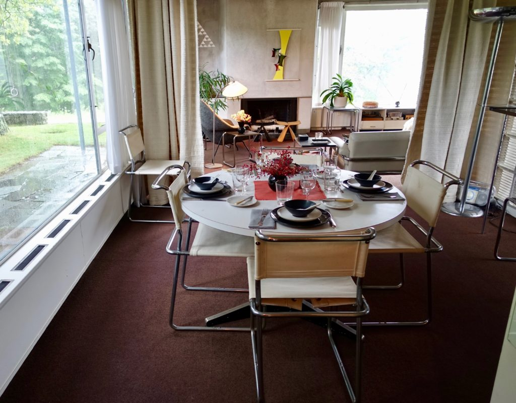An Interior Designer Tours The Gropius House Lincoln
