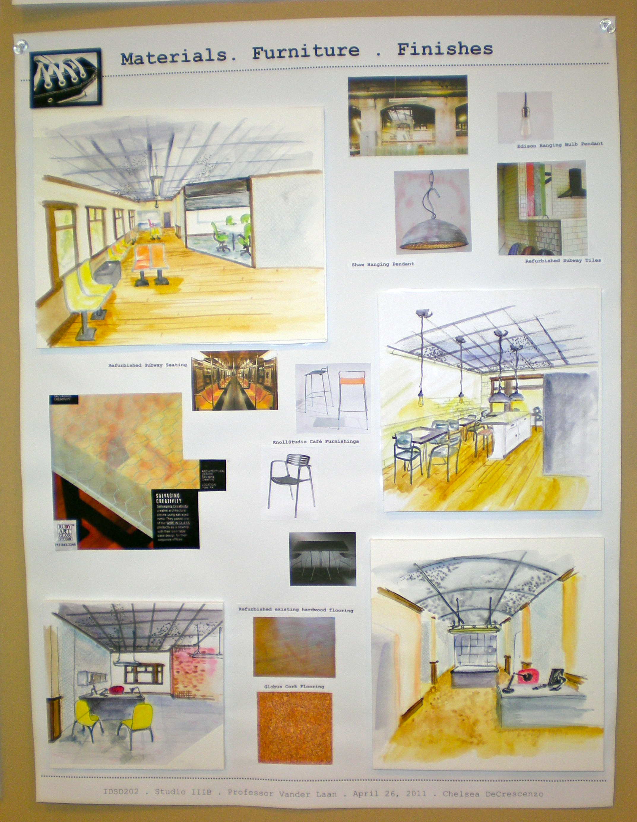 Guest Critic – what kind of work do Interior Design ...