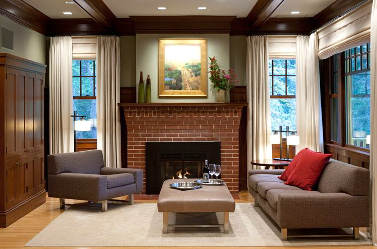 Bungalow Living Room Kdz Designs Interior Design Western Ma