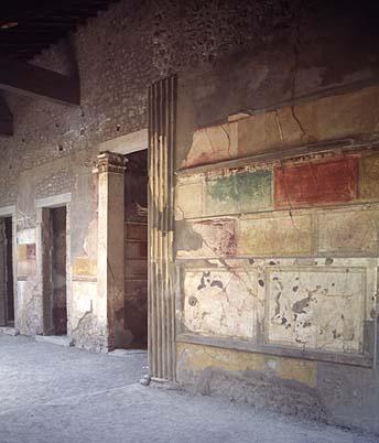 The Frescoes Of Pompeii Interior Decoration In Ancient Rome Kdz Designs Interior Design