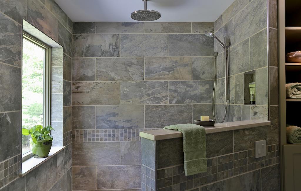 Same Footprint Brand New Baths Kdz Designs Interior